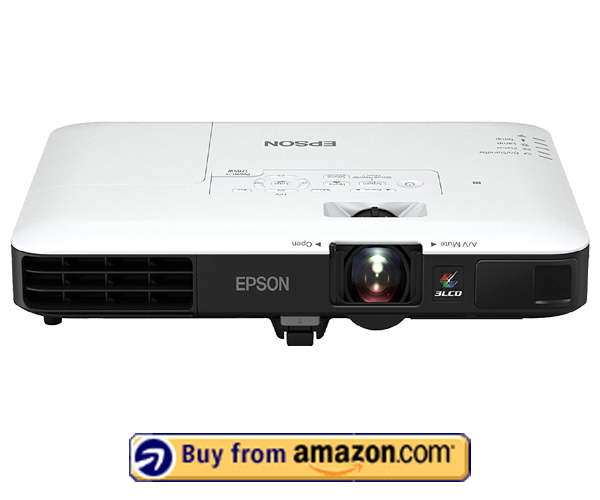 Epson PowerLite 1785W -  Best Wireless Mobile Projector 2020