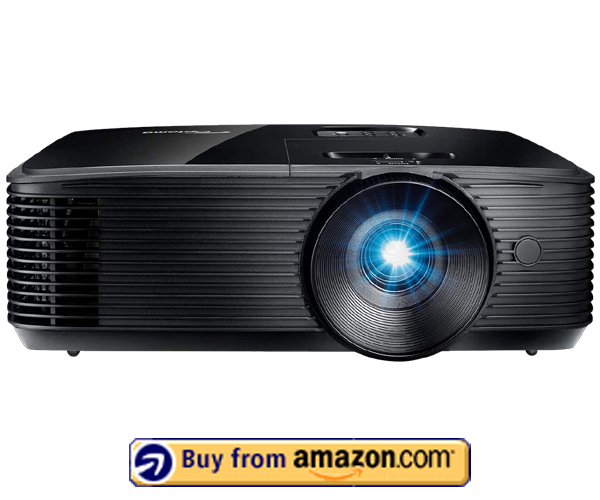 Optoma HD146X - Best Projector for Movies & Gaming