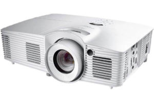 Optoma HD39Darbee - Best outdoor projectors