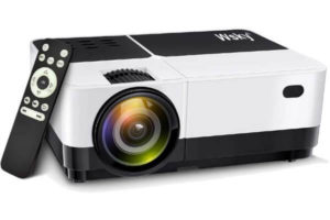 Wsky 2018 Upgraded - Best outdoor projectors