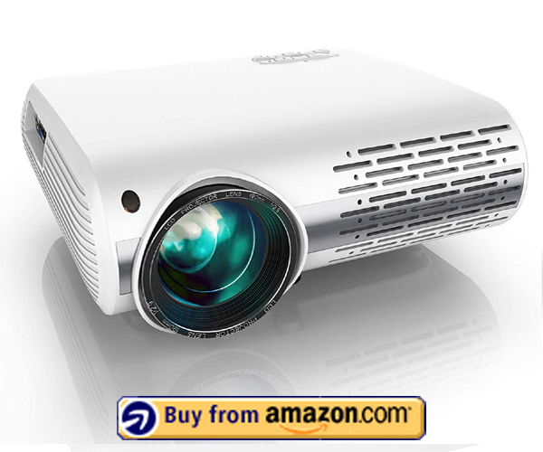 YABER Y30 - Best Projector for Outdoor Movies 2021