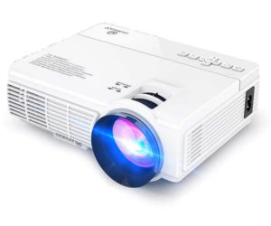 vankyo Leisure 3 - Best outdoor projectors