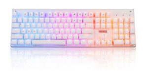 1ST PLAYER Firerose Waterproof Wireless Mechanical Keyboard - Wireless Mechanical Keyboards