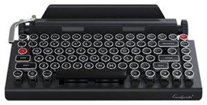 Qwerkywriter Typewriter Wireless Mechanical Keyboard - Wireless Mechanical Keyboards