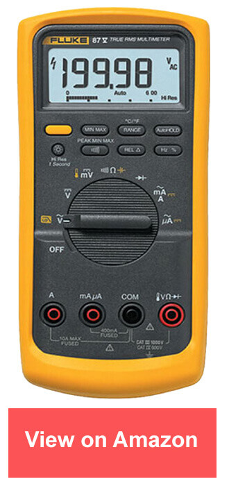 Fluke 87V - best multimeter