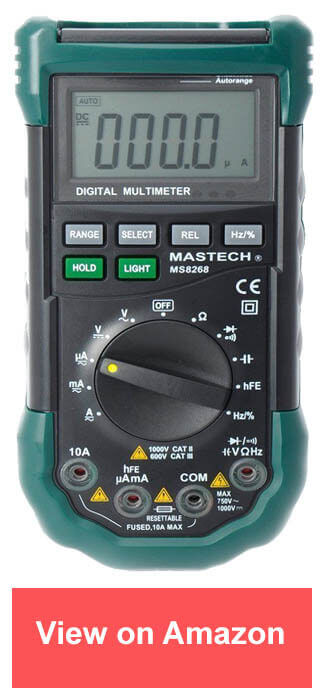 Mastech MS8268 - Best Multimeter - mastech multimeter