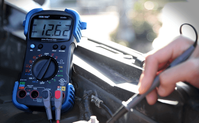 how to measure current - best multimeter