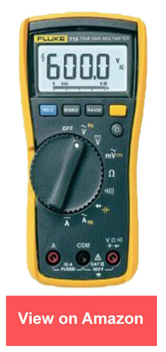 fluke 115 - best multimeter