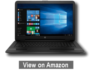 HP 15.6 inch AMD - gaming laptops under 500