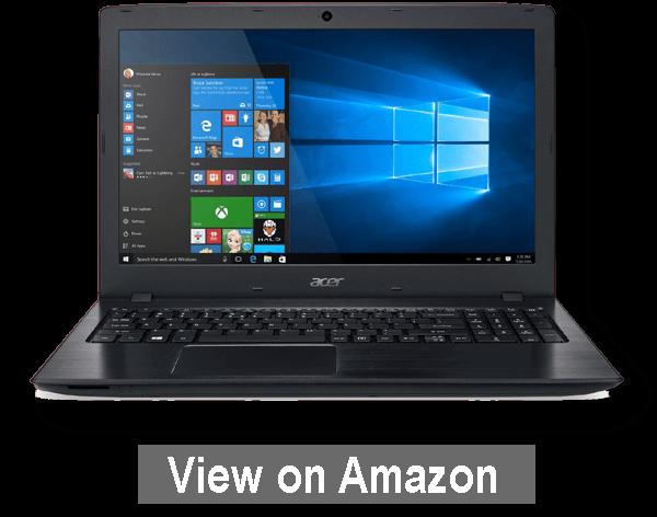 acer e15 - gaming laptops under 500
