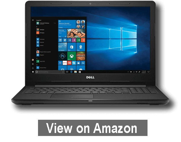 dell inspiron - gaming laptops under 500