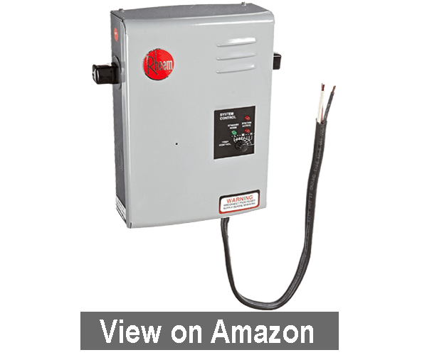Rheem RTE 13 - best electric tankless water heater 2018
