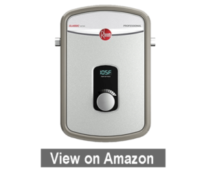 Rheem RTEX-13 - best electric tankless water heater 2018