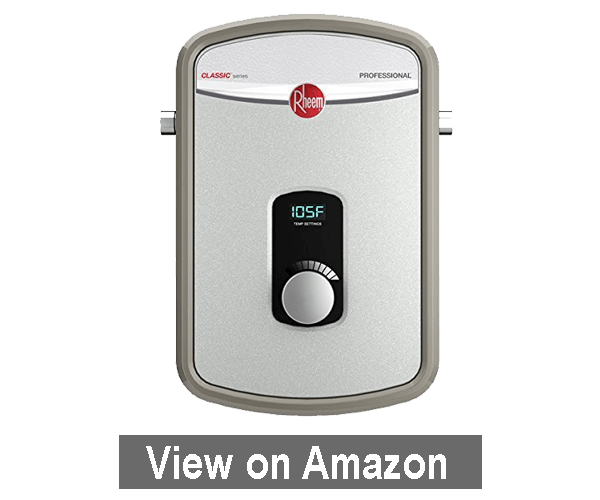 Rheem RTEX-13 - best electric tankless water heater 2020