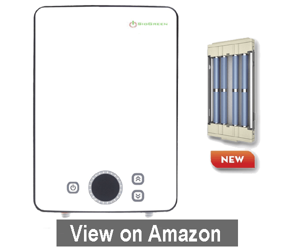 SioGreen IR30 - best electric tankless water heater 2018