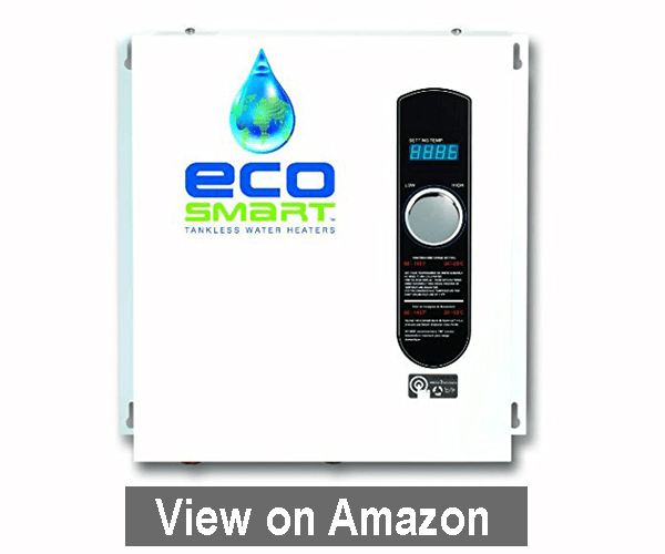 ecosmart eco 36 - electric on demand water heater 2020