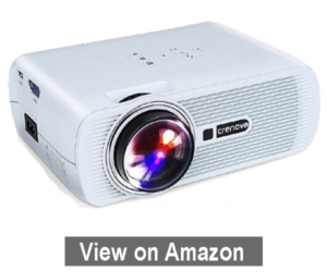 Crenova XPE460 - best projector under 100