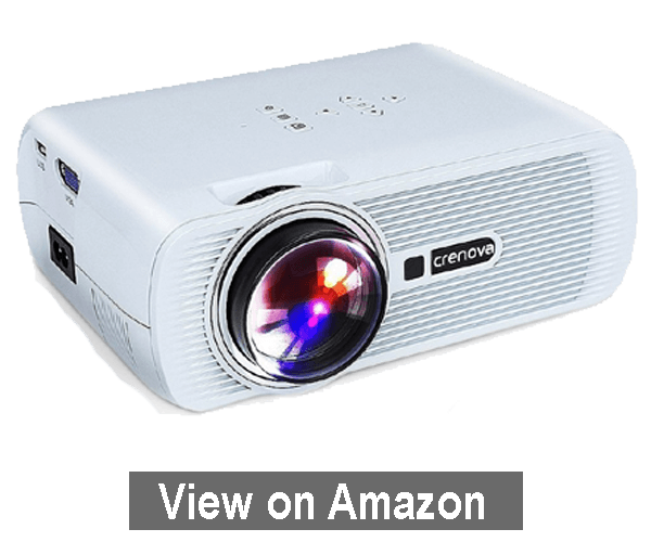 Crenova XPE460 LED Video Projector - Best Projector for Under $100 in 2020