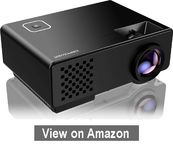 DBPOWER RD-810 - Best Portable Projector 2020