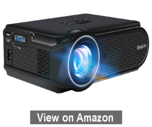 Deeplee DP90 - best mini projectors under 100