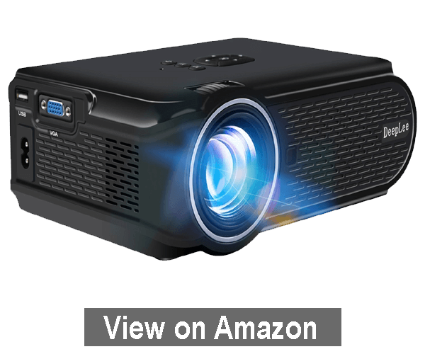 DeepLee DP90 - Best Cheap Projectors 2020