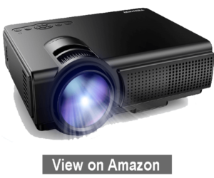 TENKER Q5 - best projector for $100