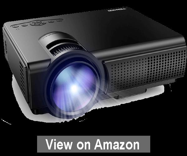 TENKER Q5 Projector - Best Budget Projector 2020