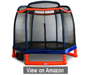 Little Tikes 7 feet Trampoline - best trampoline