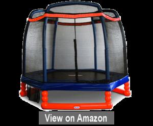 Little Tikes 7 feet Trampoline - best trampoline
