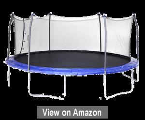 Skywalker 17-feet Oval Trampoline - best trampoline