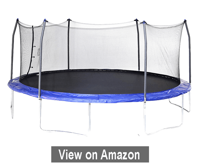 Skywalker 17-feet Oval Trampoline - best trampoline 2020