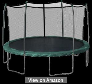 Skywalker Trampoline 15-Feet Round Trampoline - best trampoline