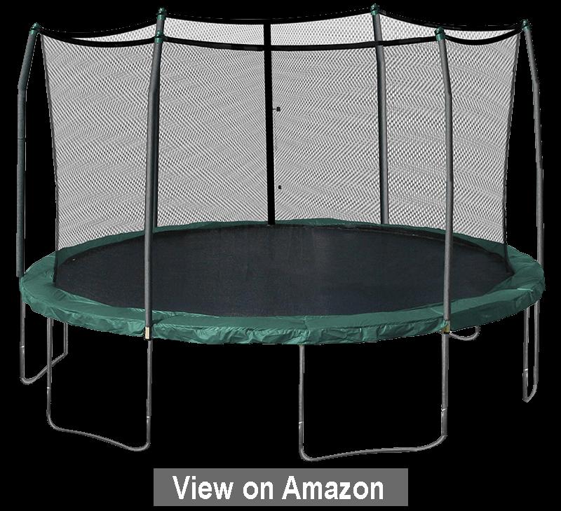 Skywalker Trampoline 15-Feet Round Trampoline - best trampoline 2020