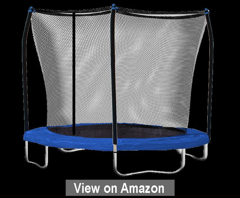 skywalker 8 feet round trampoline - best trampoline