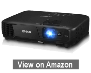 Epson EX5250 Pro Wireless - best projector under 500 dollars