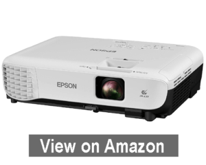 Epson VS250 3LCD projector - best projector under 500 dollars