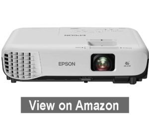 Epson VS355 WXGA Projector - best projector under 500 dollars