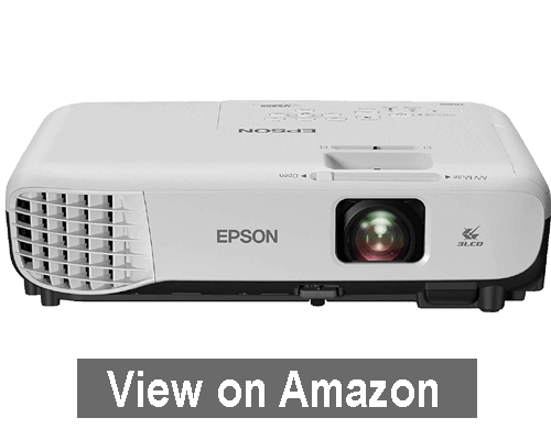 Best Projector Under 500 in 2019 for Fun Reviews & Buyer's Guide