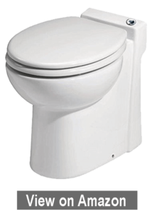 Saniflo 023 SANICOMPACT 48 One-piece Toilet - Best Toilet