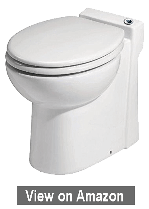 Saniflo 023 SANICOMPACT 48 One-piece Toilet - Best Toilet 2020