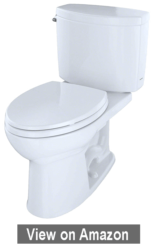 TOTO Drake II Two-Piece Toilet - Best Toilet 2020