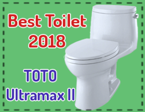 TOTO Ultramax II - Best Toilet 2018