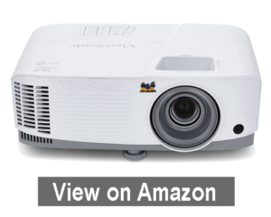 ViewSonic PA503W - best projector under 500 dollars
