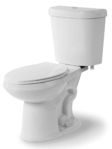 Two Piece Toilet - Best Toilet