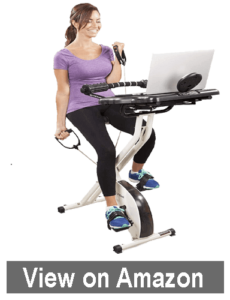 FitDesk Desk Exercise Bike – best recumbent exercise bike