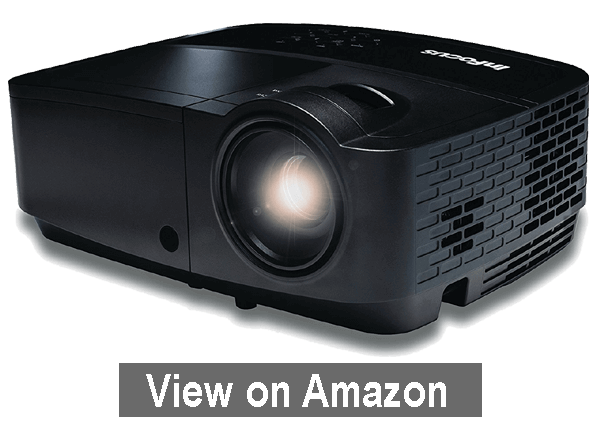InFocus Corporation IN119HDx - Best Outdoor movie Projector 2020