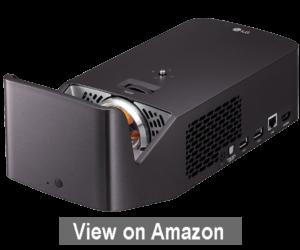 LG PF1000UW Ultra Short Throw - best outdoor movie projector