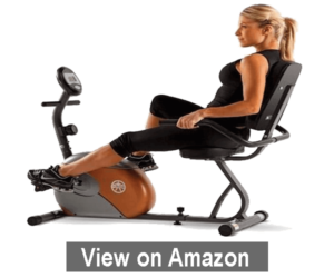 Marcy Recumbent Exercise Bike ME-709 – recumbant bike