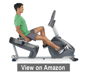 Nautilus R614 Recumbent Bike – best recumbent exercise bike