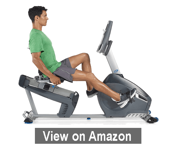 Nautilus R614 Recumbent Bike – best recumbent exercise bike 2020